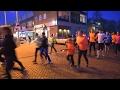 Steun voor hardlopende Thijs