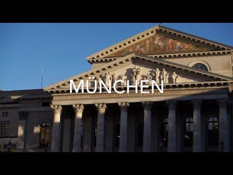 XMAS TRIP 2017 - 2018 Munich x Paris 2/2