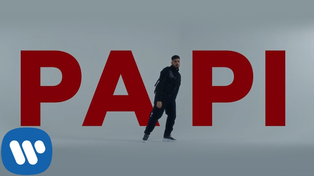 Download Monet192 - Papi [feat. badmómzjay] (prod. Maxe) (Official Video)