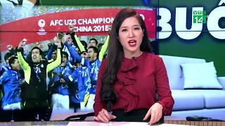 VTC14 | Vô địch châu á, các cầu thủ U23 Uzbekistan được tặng xe hơi