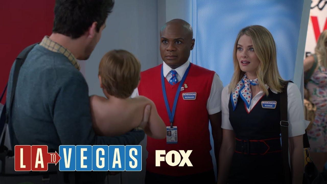 Ronnie & Bernard Meet Colin's Son | Season 1 Ep. 5 | LA TO VEGAS