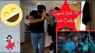 ZIYNET SALI FT BERK COSKUN - HADI HOPPALARA....BRITISH/UK REACTION TO TURKISH MUSIC!! Video