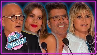 Every GOLDEN BUZZER AUDITION On America's Got Talent 2020! | Top Talent