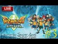 Inazuma Eleven Strikers (Gameplay ITA) #3 - 🔴LIVE🔴