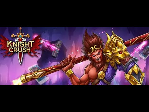Knight Crush android game first look gameplay español