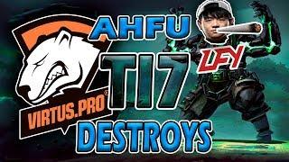 Video LFY vs VP / AH FU - BEST EARTH SPIRIT [ TI7 MAIN EVENT ] LONG FIGHT HIGHLIGHTS download MP3, 3GP, MP4, WEBM, AVI, FLV Agustus 2017