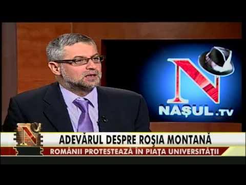 Adevarul despre Rosia Montana la NasulTV