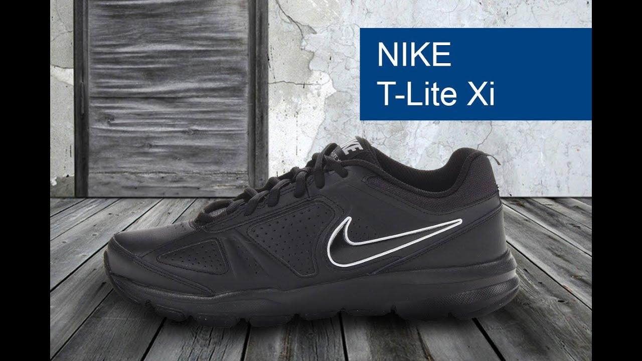 Opuesto Tractor opción  Nike T-Lite Xi - YouTube