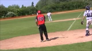 British Baseball (AAA Midlands) - Nottingham Rebels vs Milton Keynes Bucks