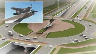Каким будет Московское шоссе в 2018 году #Самара #транспорт