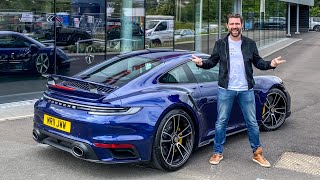 NEW CAR DAY! I Bought A Porsche 911 992 Turbo S!