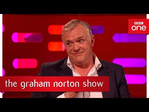 Greg Davies got drunk as a teacher - The Graham Norton Show: 2017 - BBC One