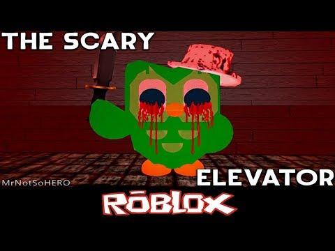 (DUOLINGO) The Scary Elevator By MrNotSoHERO [Roblox]