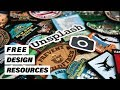 Top 5 Sites I Use To Find Graphic Resources