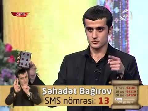 Sehadet Bagirov Tanidim Seni Azad Azerbaycan Tv Adlı Videonun Kopyası