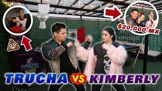 KIMBERLY LOAIZA VS EL SÚPER TRUCHA 😱