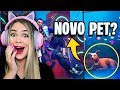 🔴 FREE FIRE - AO VIVO 🔴 Novo Pet VIRA LATA CARAMELO chegou no FREE FIRE?