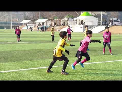 20/1/11 남원동계훈련U12 전북유나이티드VS FC한마음후반전