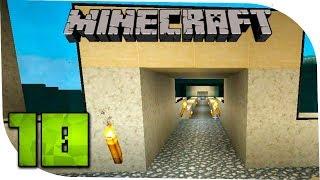 Minecraft С модами 10 Подводная база
