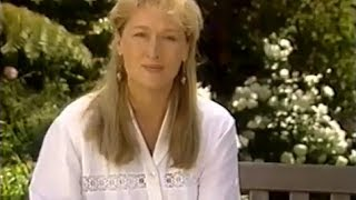 Meryl Streep introduces the ketogenic diet