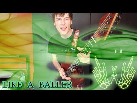 WILSON - LIKE A BALLER | Guitar Cover
