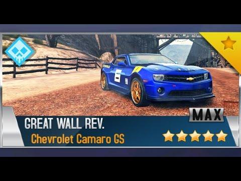 Asphalt 8 Chevrolet Camaro Gs S9 115867 No Shortcut Youtube