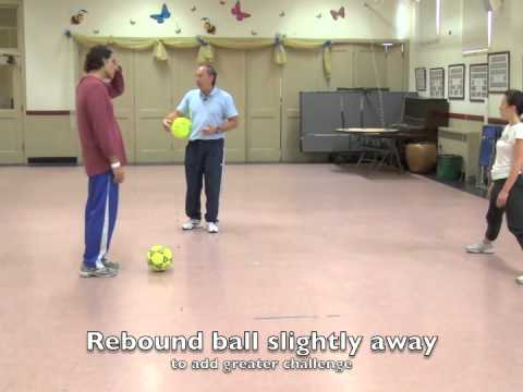 Basic Indoor Soccer Drills Youtube