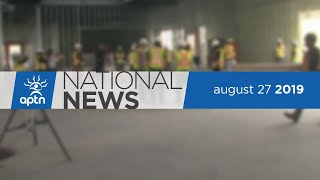 APTN National News August 27, 2019 – Beach fight heats up, Inuktitut speaking daycare closing