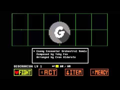 Undertale: Enemy Encounter Orc...
