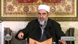 Dolaplarımızdakileri yok sayan ifadelerimize Allah ne diyecek? - Nureddin Yıldız - Sosyal Doku Vakfı
