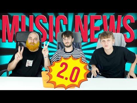 MUSIC NEWS 2.0 #2