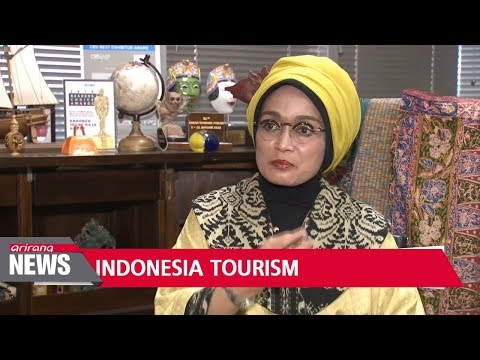Indonesia sees tourism rebound after Mt. Agung eruption