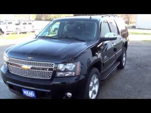 2011 chevrolet suburban ltz youtube. Black Bedroom Furniture Sets. Home Design Ideas