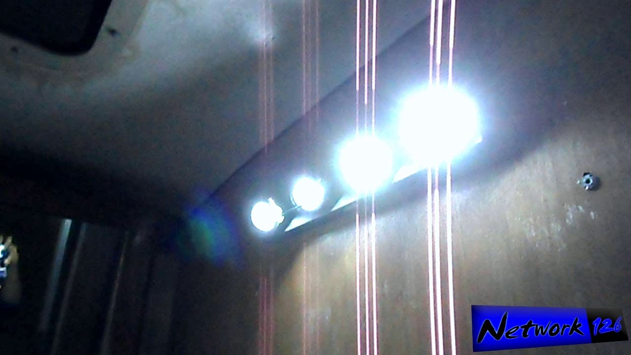Installing interior led lights into an rv diy youtube arubaitofo Gallery