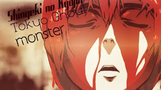Shingeki no Kyojin l Tokyo Ghoul l Monster l AMV