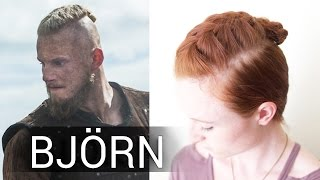 Easy Viking Hair for Men - Bjorn's French Braid Undercut Style
