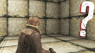 Mapas DESCARTADOS do GAME - RESIDENT EVIL 4