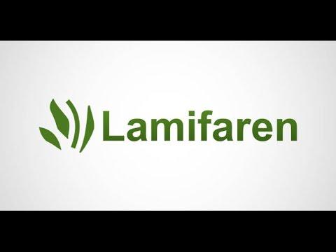 Ламифарэн при зобе