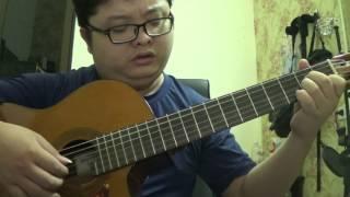 [Guitar Solo] Một lần nào cho tôi gặp lại em (St Vũ Thành An) - Mèo Ú