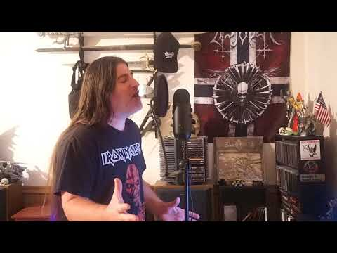 "Black Sabbath "" The Mob Rules "" ( vocal cover )"