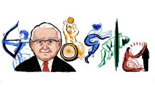 Ludwig Guttmann: Google honours 'Father of the Paralympic Games' with a doodle