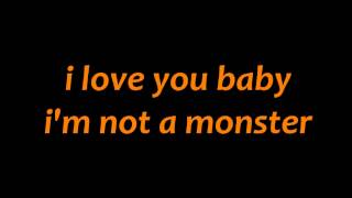(괴물 쉬운 가사 빅뱅) Big Bang Monster Easy Lyrics