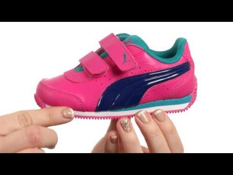 595ab5c40e8df0 Puma Kids Speed Light Up Power V Inf (Toddler) Sku 8819023 - YT