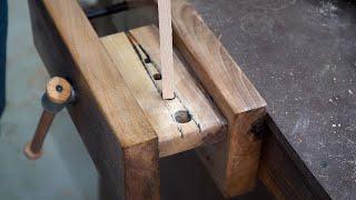 DIY Dowel Maker Usİng Jigsaw Blades