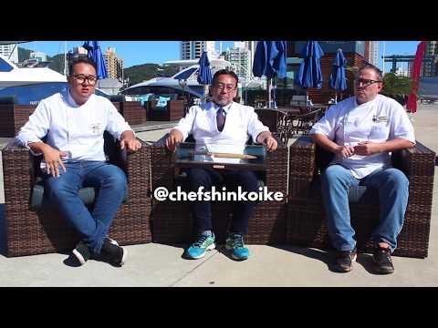 Entrevista com o Chef Shin Koike - O embaixador da difusão da culinária japonesa no Brasil