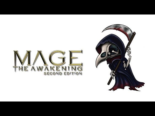 The Beginner's Guide to Mage: the Awakening Second Edition I Magic I Abyss and Paradox