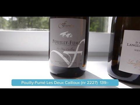 Pouilly-Fumé Cailloux & Langlois-Chauteau – Provning