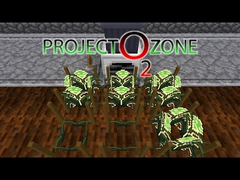 Project Ozone 2 Kappa Mode - GROWING NETHER STARS [E46] (Modded Minecraft Sky Block)
