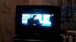 Телевизор Daewoo. Нарушеная розвертка