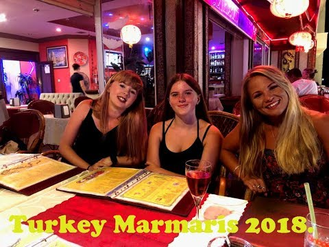 Turkey Marmaris 2018 - Holiday August 2018.